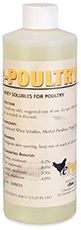 ePoultry P2 - 450 cc bottle